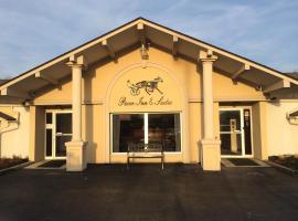 Pacer Inn & Suites Motel, motel in Delaware