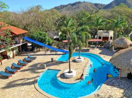 Surf Ranch Hotel & Resort, hotel in San Juan del Sur