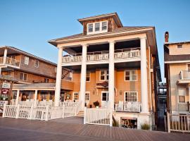 Lankford Hotel, hotel near Ocean City Boardwalk, Ocean City