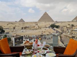 Hayat Pyramids View Hotel, hôtel au Caire