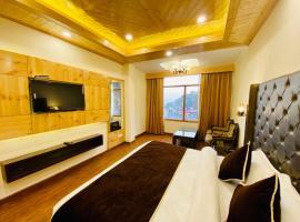 Hotel De PARK, hotel in Shimla