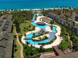 Beach Class Muro Alto, hotel with jacuzzis in Porto De Galinhas