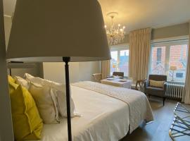 Hotel Alegria, hotel near Blankenberge Train Station, Bruges