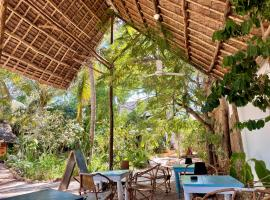Atii Garden Bungalows, hotel in Nungwi