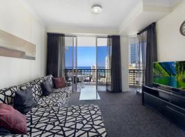 Chevron Renaissance Family Apartment - Sea View, apartment in Gold Coast