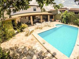 Casa 4 Suítes com Piscina - Paraty, hotel with jacuzzis in Paraty