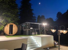Kirkwirral Guest House and Spa, bed & breakfast a Dumfries