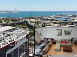 METROPOLITAN MACVIEW-3 διαμέρισμα studio Φάληρο, apartment in Piraeus