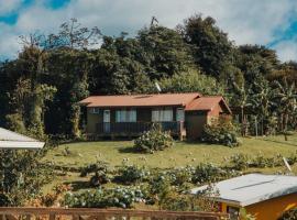 Monteverde Volcano Lodge, Hotel in Monteverde