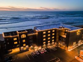 Starfish Manor Oceanfront Hotel, hotel in Lincoln City