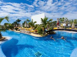 Paradise Park Fun Lifestyle Hotel, hotell i Los Cristianos