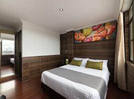 Hotel Ejecutivo 63 Inn, hotel in Bogotá