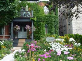 Auberge King Edward Bed and Breakfast, hotel near TD Place Stadium, Ottawa