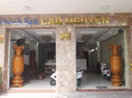 Cao Nguyen Hotel Da nang, budget hotel in Da Nang