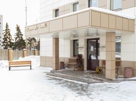 Гостиница Белые Ночи , отель в Петрозаводске