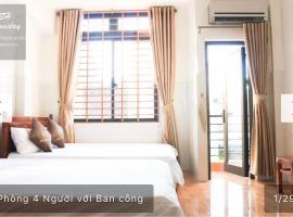 SH Hotel, khách sạn ở Huế