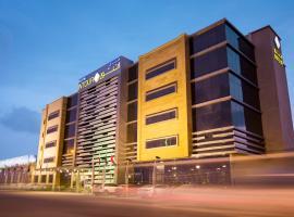 فندق انتور جازان Intour Hotel, hotel em Jazan