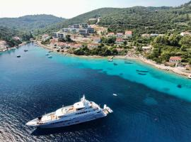 Korcula Hill, beach hotel in Korčula