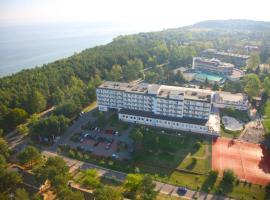 Hotel Astor – hotel w Jastrzębiej Górze