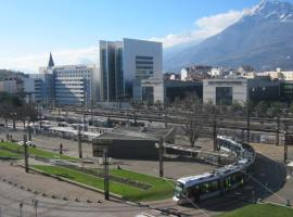 Best Western Terminus, hotel in Grenoble