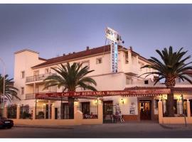 Hotel Restaurante Berlanga, hotel en Ronda