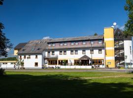 Hotel Schoos, hotel in Fleringen