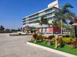 The Somnath Gateway, hotel in Somnath