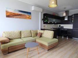 Apartamenty Świnoujście - Apartament Nad Kanalem, hotel near Sea Fishing Museum, Świnoujście