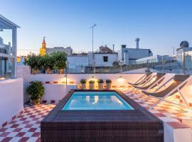 Pimienta 9- Santa Cruz Luxury by Valcambre, hotel in Seville