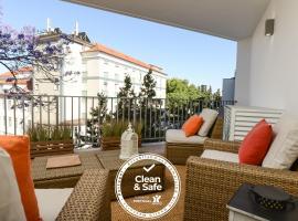 Estrela Luxury Apartment, luxury hotel in Lisbon