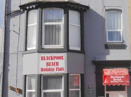 Blackpool Beach Holiday Flats, apartment in Blackpool