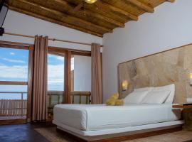 El Mirador de Vichayito, hotel in Vichayito
