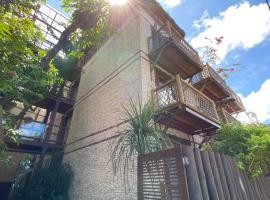 Pousada Manga Rosa Beira Mar, guest house in Natal