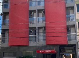 Hotel Iguacu, hotel in Campo Grande