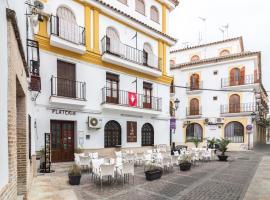 Hotel Platería by Prima Collection, hotel en Écija