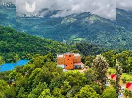Palmtree Leaf, Munnar, hotel in Munnar