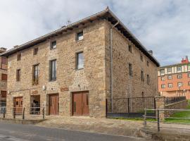 Burruzkale Etxea, guest house in Orozko