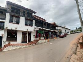 Hotel Lancers, hotel in Paipa