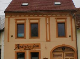 Andrišov dom penzion, hotel Durándon