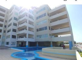 Departamento de Lujo en Playa Miramar, apartamento en Ciudad Madero