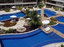 Flat Muro Alto Condomínio Malawi - Térreo 104H, pet-friendly hotel in Porto De Galinhas