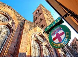 Art Hotel Commercianti, hotel near Piazza del Nettuno, Bologna