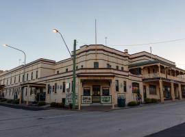 The Coro Hotel, hotel in Portland