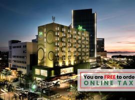 Zest Hotel Harbour Bay Batam, hotel in Nagoya