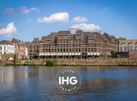 Crowne Plaza Maastricht, hotel in Maastricht