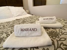 Hotel Marand – hotel w mieście Rzeszów