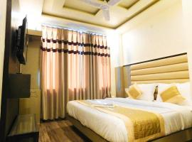 Hotel Gauranga Inn, hotel in New Delhi