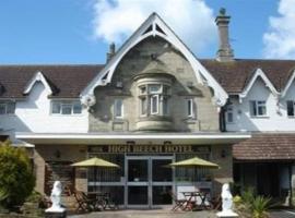 Sussex Edwardian Hotel, hotel in Hastings