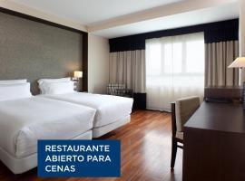 NH Canciller Ayala Vitoria, hotel near Vitoria Airport - VIT, Vitoria-Gasteiz