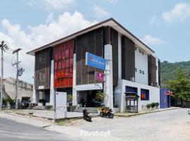 Amenity Apartel & Residence Koh Samui, hotel i nærheden af Bedstefar- og bedstemorstenen, Lamai